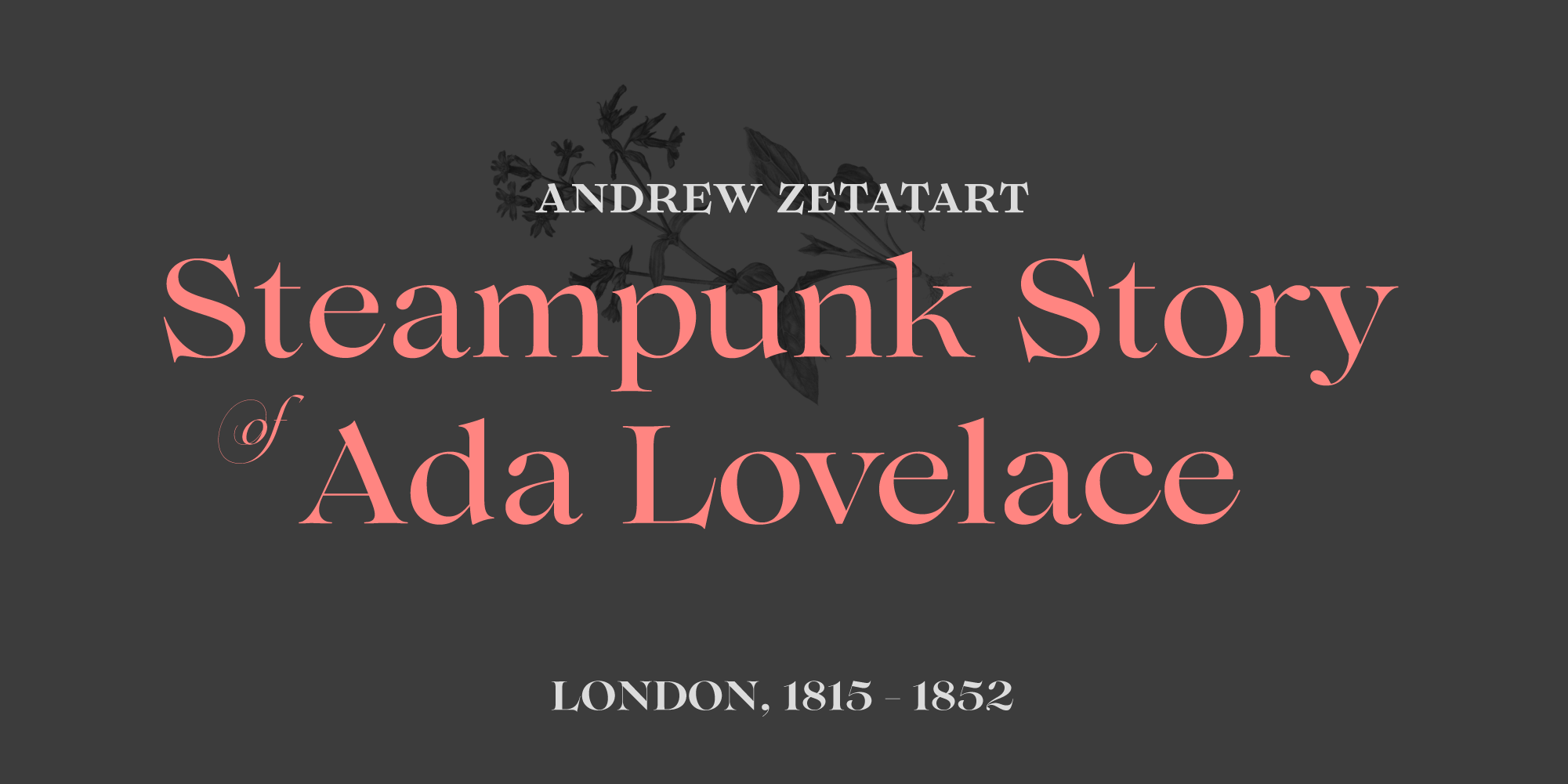 Lovelace steampunk story