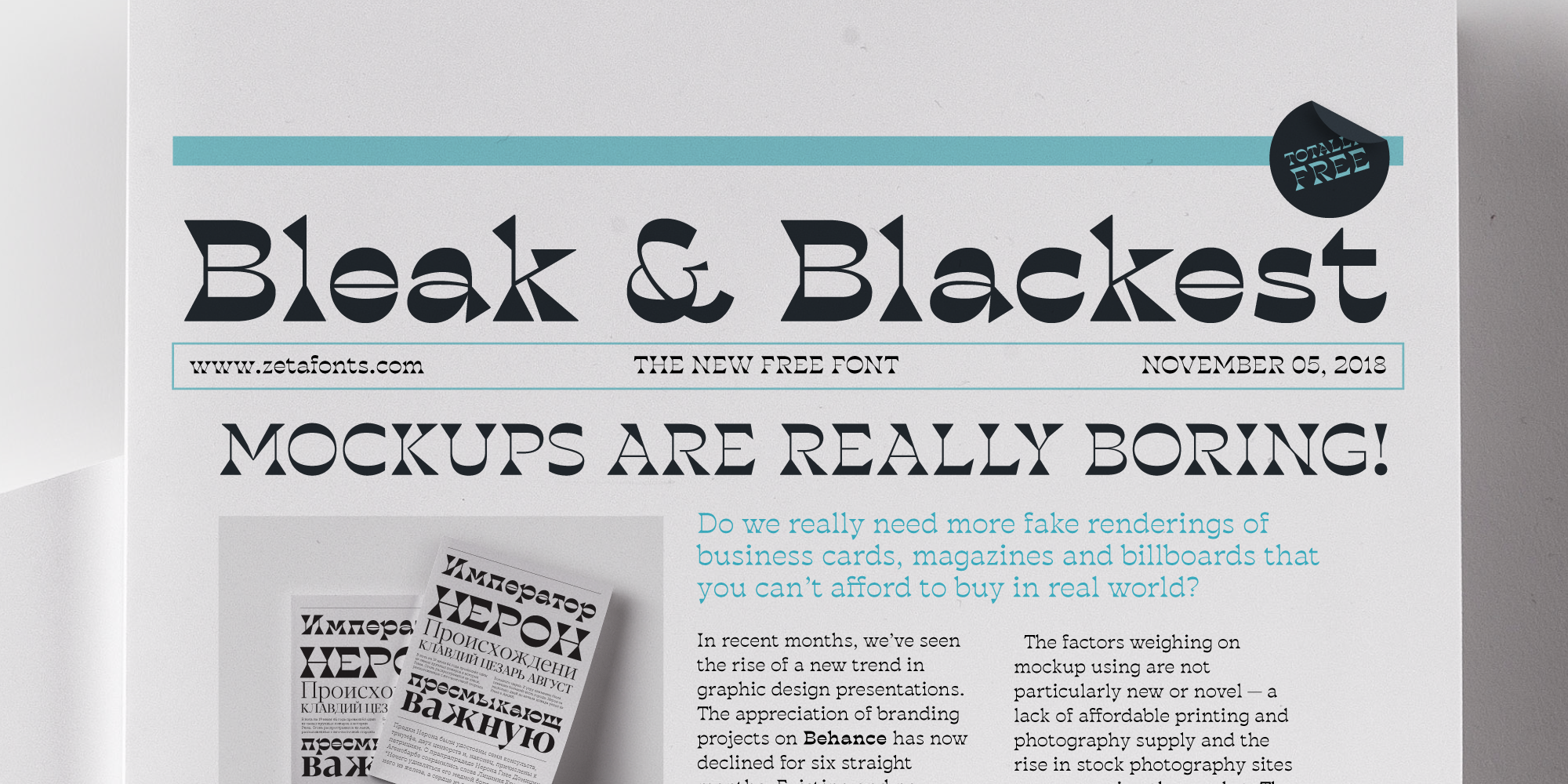 Blackest newspaper